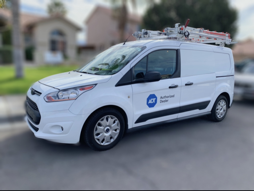 Advanced Home Connect Service Truck