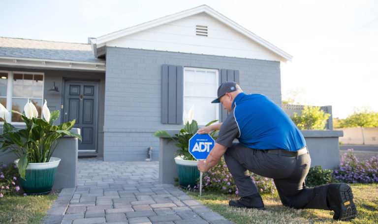 ADT Authorized Dealer Home Installations