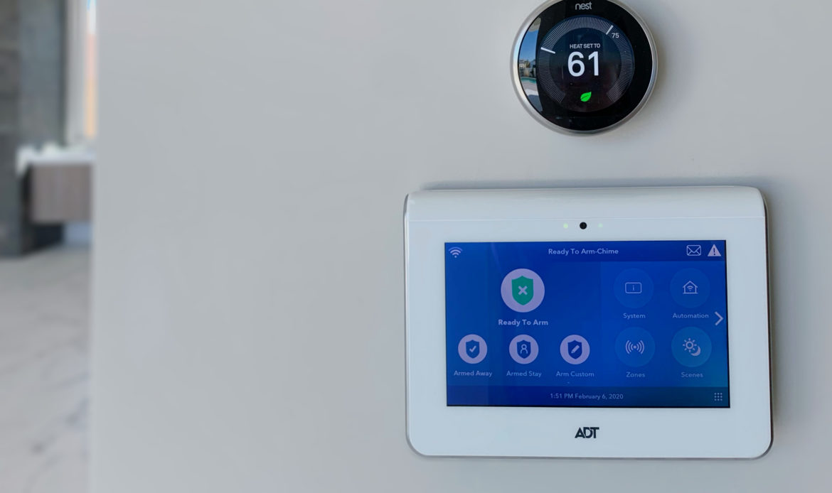 ADT Smart Thermostat